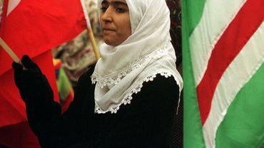 1999, les Tchétchènes d'Europe se mobilisent
