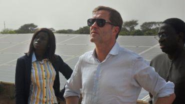 Paul Magnette est en déplacement au Sénégal