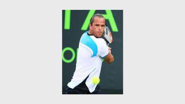 Xavier Malisse éliminé au 3e tour à Miami