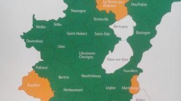 Selon l'ONEM, l'Office national de l'emploi, le nombre de chômeurs est en baisse en Province de Luxembourg.