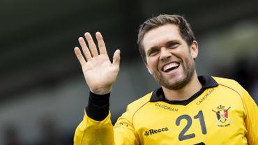 Vincent Vanasch élu gardien de l'année pour la 3e fois consécutive