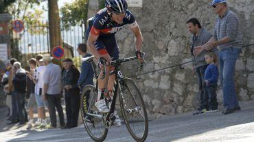 Cyclisme: Coup double pour Mathias Frank sur la 2e étape en Bavière
