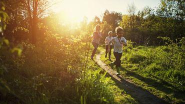 Les enfants qui font du sport sont mieux protégés face aux futures dépressions