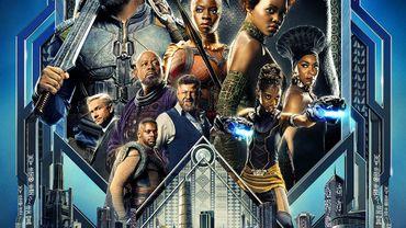 """Black Panther"" a engrangé 12,9M$ ce week-end au box-office international."