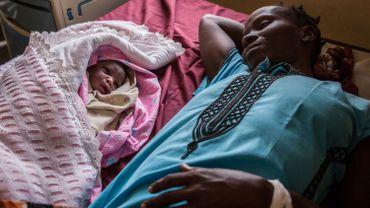 Dans un hôpital du Sud Soudan