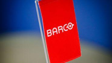 Barco va supprimer une cinquantaine d'emplois en Belgique l'an prochain