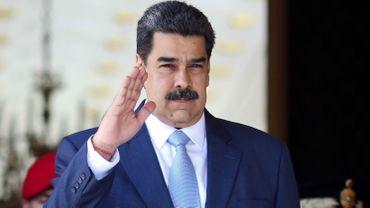 """Nicolas Maduro et d'autres responsables vénézuéliens accusés de s'être alliés avec FARC, """"dans un effort pour inonder les Etats-Unis de cocaïne""""."""