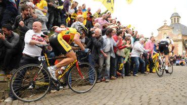 Le Mur de Grammont de retour dans le Circuit Het Nieuwsblad