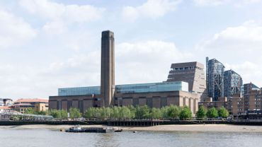 Switch House, Tate Modern, Herzog & de Meuron