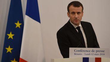 Est-ce qu'il y a véritablement un bouleversement dans la présidence Macron ?