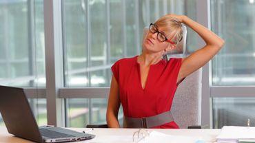 Les exercices de yoga que vous pouvez faire au bureau