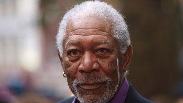"""Morgan Freeman sera également à l'affiche de """"Ted 2"""" et de """"La Chute de Londres"""""""