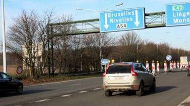 Mobilinfo de ce vendredi: Des camions impliqués dans un accident en ce début de matinée sur l'A54
