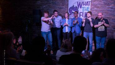 Nouveauté dans BXXL: les humoristes du What the Fun rejoignent la bande du lundi soir!