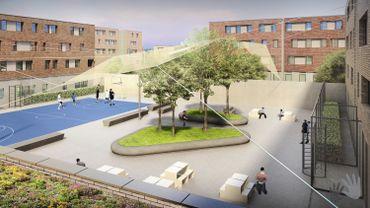 La prison de Haren a son permis d'environnement.
