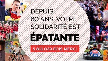 CAP48 - MERCI pour vos dons et votre soutien indéfectible