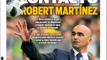 Roberto Martinez : Mas que un coach ?