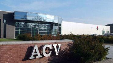 L'entreprise ACV à Seneffe