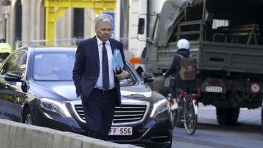 Ambassade américaine en Israël: Didier Reynders appelle au calme et au dialogue