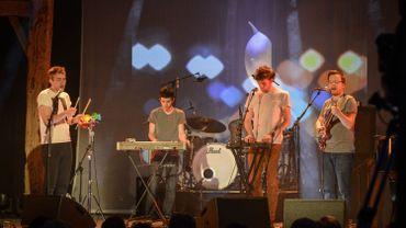 Le groupe BRNS sera au Pacrock Festival