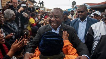 Afrique du sud: L'ANC conserve la majorité absolue à l'assemblée nationale mais son déclin continue