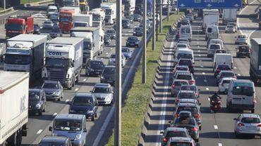 Trafic routier: le ring intérieur de Bruxelles est partiellement rouvert