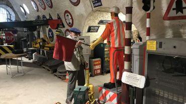 Bruno Van Mol bichonne le musée de la route à Mons