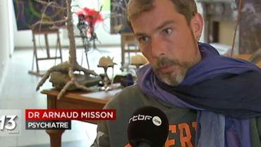 Le docteur Arnaud Misson avait dénoncé des faits de maltraitance à l'Institut psychiatrique de Dave.