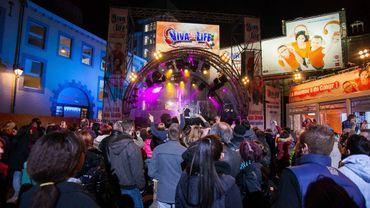 Viva for Life s'installera à Liège, place Saint-Etienne