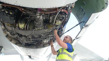 Avec Sabena Aerospace, l'aéroport de Charleroi fait un pas de plus vers le long courrier