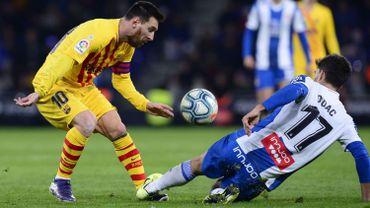 L'Espanyol Barcelone dans le duel face au FC Barcelone