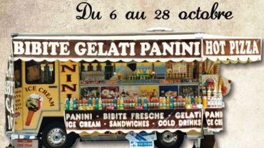 """Extrait de l'affiche """"Tarantella 2012"""""""