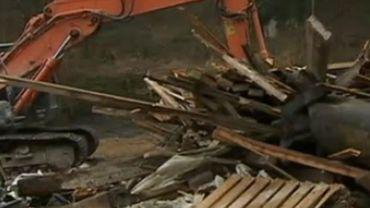 En février dernier, le grutier avouait s'être trompé de maison lors de travaux de démolition.