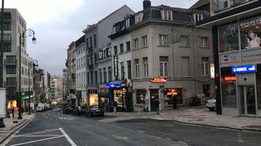 Le début de la chaussée de Louvain qui a cristallisé les passions à Saint-Josse