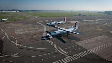 L'aéroport d'Anvers