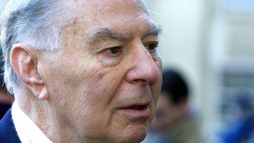 Décès de Léo Tindemans: l'hommage des personnalités politiques