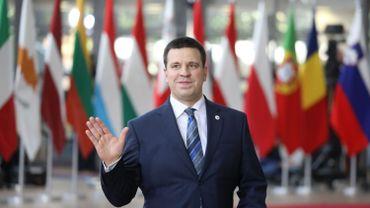 Estonie: le parti du Premier ministre sortant s'allie avec l'extrême droite