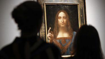 Un Vinci controversé star des enchères d'automne à New York