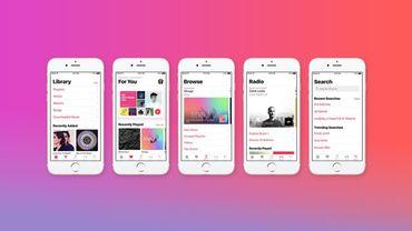 Apple Music compte désormais 50 millions d'utilisateurs