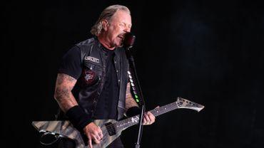 Metallica aide à nouveau les victimes des incendies en Californie