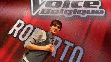 Roberto Bellarosa, le gagnant de The Voice