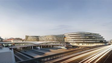 Le studio de Zaha Hadid va concevoir un centre d'affaires à Prague