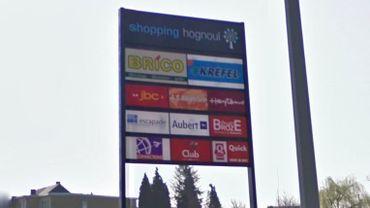 Le projet consisterait à agrandir la zone commerciale près d'Ikéa, à Hognoul.