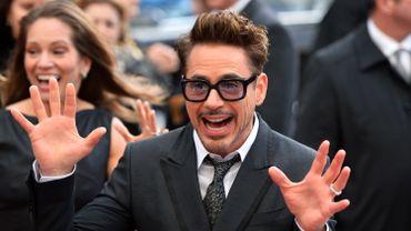 Le rôle d'Iron Man permet à Robert Downey Jr. d'être l'acteur le mieux payé d'Hollywood depuis deux ans
