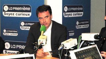 """Benoît Lutgen: """"S'il y a un négationniste au sein du cdH, il est dehors dans la seconde!"""""""