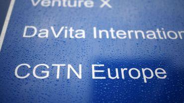 Bannie par Londres, la chaîne chinoise CGTN se tourne vers la France