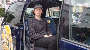 Norman dans Hep Taxi !