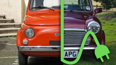 La conversion des voitures ancêtre à la propulsion électrique, une nouvelle niche du marché automobile
