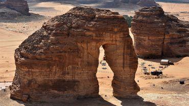 La région d'Al-Ula, située dans le nord-ouest du royaume, abrite des ruines et vestiges archéologiques pré-islamiques.