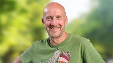 Laurent Courtois, tête de liste du parti ECOLO à Silly